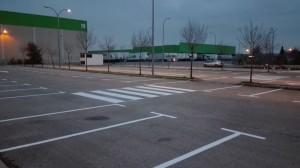 Señalización Parking Redur